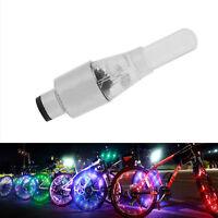 2pcs LED Bicycle Motorcycle Car Bike Flash Light Tyre Tire Wheel Valve Lamp New