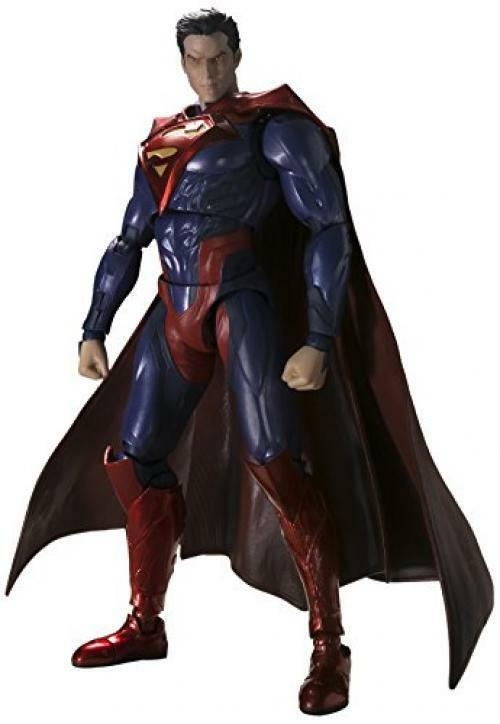 NEW S.H.Figuarts SUPERMAN INJUSTICE Ver Action Figure BANDAI from Japan Japan Japan F S 773126