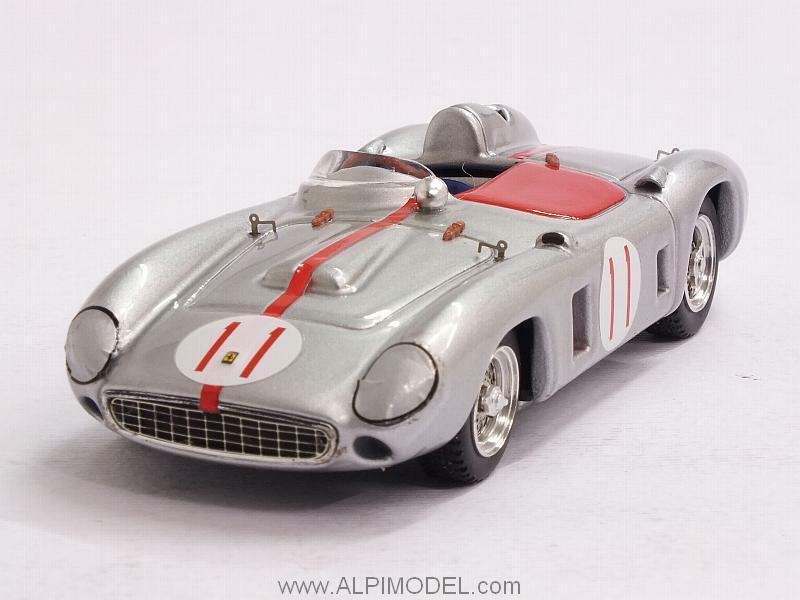 gran venta Ferrari 860 Monza Santa Maria Road Races 1956 1956 1956 J. Von Neumann 1 43 Art 306  entrega de rayos