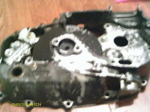 Kawasaki Motorcycle Parts G5 Rotary Valve Motor Parts Eng Case Right Ebay