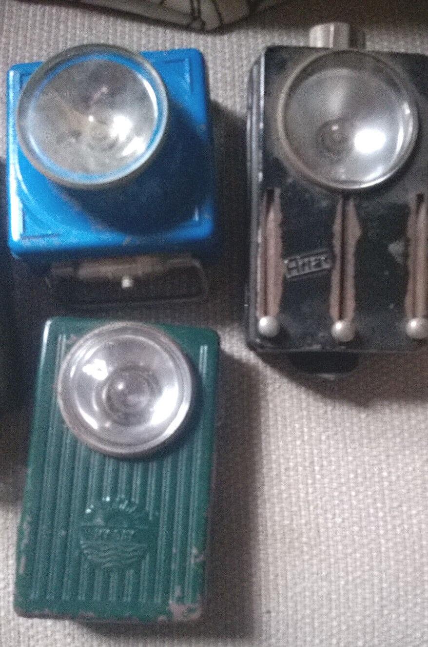 5 x 50er Taschenlampen ,30er- 50er x Jahre, 732492