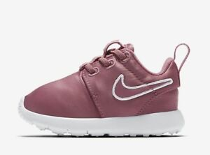 best website 6aea5 a6d2e Image is loading Nike-Roshe-One-TDV-749425-618-Elemental-Pink-