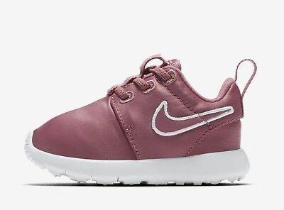 Nike Roshe One TDV Nike Roshe One (TDV) # 749425 618 Elemental Pink Toddler SZ 7 | eBay