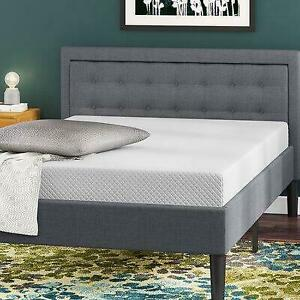 Alwyn Home Adrianna 8 Medium Charcoal Infused Gel Memory Foam Mattress Canada Preview