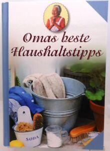 Omas-beste-Haushaltstipps-Gebundene-Ausgabe-Wertvolle-Tricks-Kniffe-Alltag