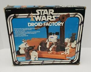 Star-Wars-Droid-Factory-Kenner-1979-Vintage-In-Box-39150-Rare