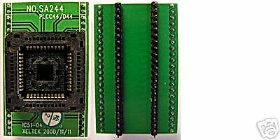 New SA244 Socket Adapter 4 SuperPro 3000U 280U PLCC44