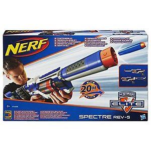 Pistolet blaster Nerf N-strike Elite Spectre Rev-5 tout neuf Rev 5 5010994727604