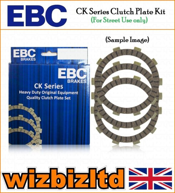 EBC Ck Kit de Placa de Embrague Honda CB 450 Dx-K 1989 CK1140