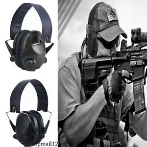 Electronic-Headphones-Ear-Muffs-Hearing-Protection-Noise-Shooting-Safety-Headset