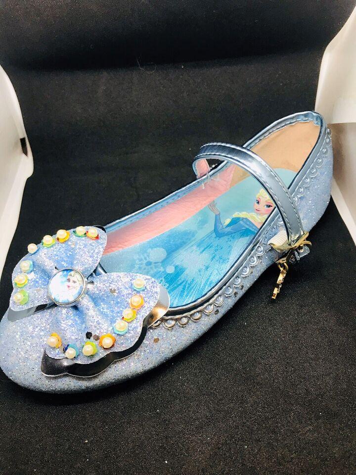 Ballerinasko, str. 30, Elsa Frost Prinsesse sko