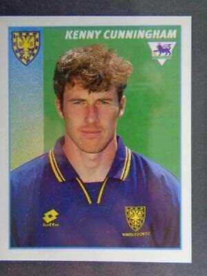 Merlin Premier League 97-Kenny Cunningham Wimbledon #518