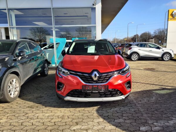 Renault Captur 1,6 E-Tech Intens - billede 3