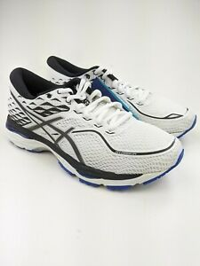 new asics white mesh women's casual running shoe gel