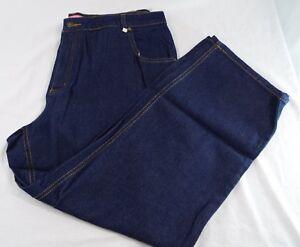 f789486cd55 Woman Within Plus Size Petite Straight Leg Denim Jeans Indigo 18 W P ...