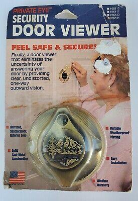 """2.8/"""" Digital Video Doorbell Door Viewer Peephole Security Door Eye Camera J6K9"""