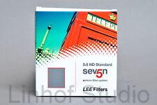 Lee Filters 75x90mm RF75/Sev5n/Seven5 0.6ND Neutral Density Resin Filter