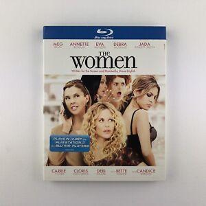 The-Woman-Blu-ray-2008-s-US-Import-Region-Free