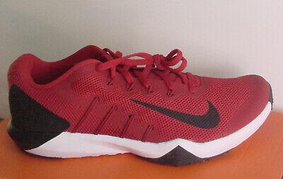 Sillón Pareja Rareza  Nike MEN'S Shoe Red Black White Retaliation TR 2 AA7063-600 Sz 11.5 11 NIB    eBay