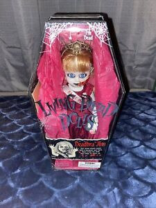 Living-Dead-Dolls-Deadbra-Ann-Horror-Scared-Doll-Coffin-Rare-New