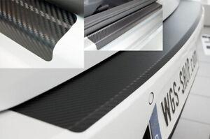 SparSET-fuer-VW-T-CROSS-Einstiegsleisten-Ladekantenschutz-3D-Carbon-Schwarz