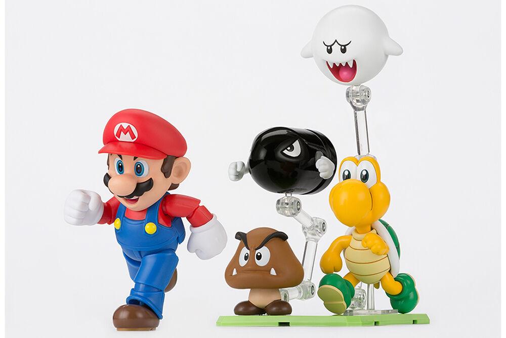 Super Mario Diorama 'D' S.H. SH Figuarts Tamashii WEB EXCLUSIVE BANDAI