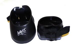 Davis-Hufschuh-Barrier-Boot-Hufverband-Schwarz-Groesse-0-Kranken