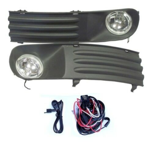 Faros Antiniebla Luces Parrilla Set para VW Transporter T5 2003-2009 /&