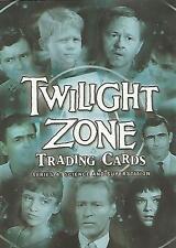 Twilight Zone Series 4 - P1 Promo Card