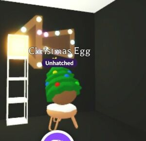 Roblox Adopt Me Christmas Egg *Read desc+no refunds* *fast delivery*   eBay