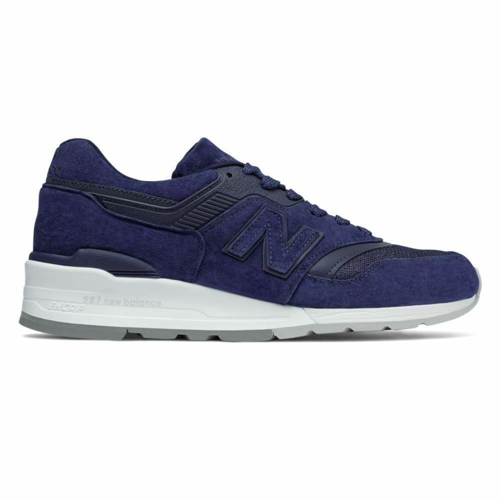 New Balance 997 Navy   M997CO   Men's NB 997 Made in USA color Spectrum Suede