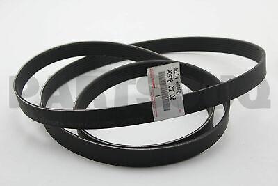 Toyota Genuine Parts 90916-02708 Alternator and Fan Belt