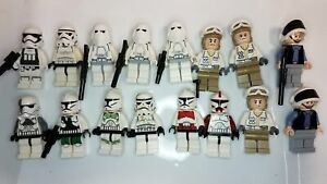 LEGO-Star-Wars-Trooper-Minifigures-Lot-A