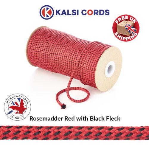 5 mm Cordon De Cordon Rond en Polyester Dentelle Piping Corde Corde Cordelette Fleck