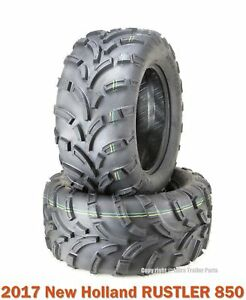 Details about (2) WANDA 26x11-14 Rear ATV Tire Set for 2017 New Holland on