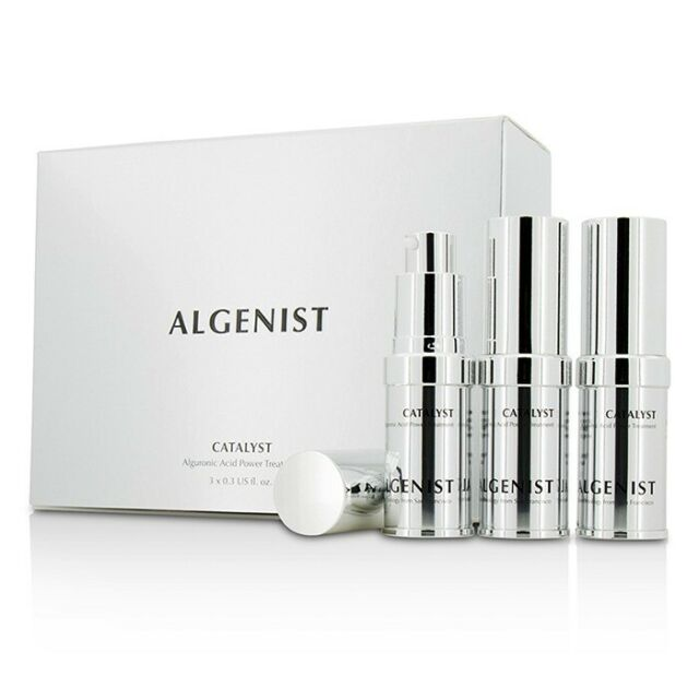 Algenist Catalyst Alguronic Acid Power Treatment 3x10ml Serum & Concentrates