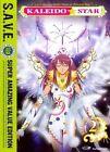 Kaleido Star Season 2 & OVAs Region 1 DVD