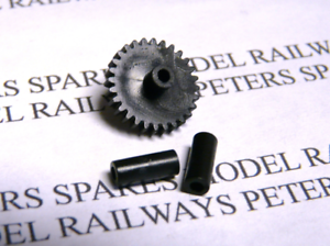 Peters Spares PS30 Bachmann Replacement Axle Set Jubilee / Scot  / 4MT / Manor