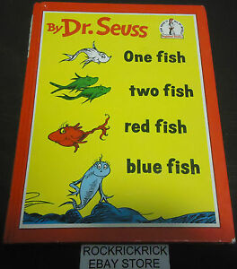 DR. SEUSS BOOK - ONE F...