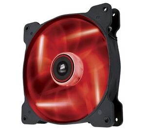 Corsair-CO-9050017-RLED-Air-Flow-Series-AF140-LED-Red-Quiet-Edition-FAN-140mm