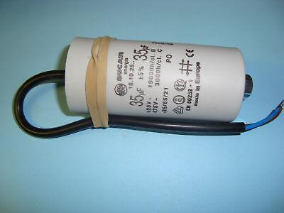 Twin Câble MOTEUR 2UF exécuter Condensateur 450v