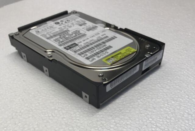 """Sun Fujitsu MAT3147FC 146.8GB 3 1/2"""" 10000 RPM FC-AL HDD 390-0172"""