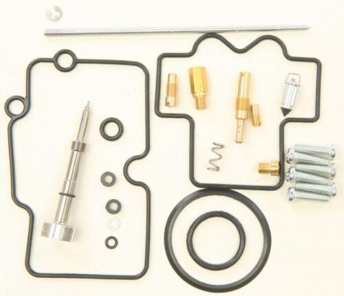 CARBURETOR CARB REBUILD GASKET /& JET KIT SUZUKI RMZ450 RM-Z450 RMZ-450 2007