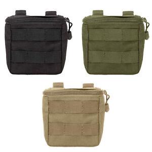 Black 5.11 Tactical Molle Double Magazine Pouch VTAC