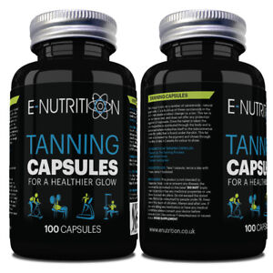TANNING-CAPSULES-100-NOT-TABLETS-SAFE-AND-HEALTHY-NATURAL-DEEP-TAN-BOOSTER