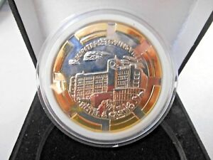 JUPITERS-CASINO-TOWNSVILLE-25-YEARS-1986-2011-MEDALION-IN-CASE