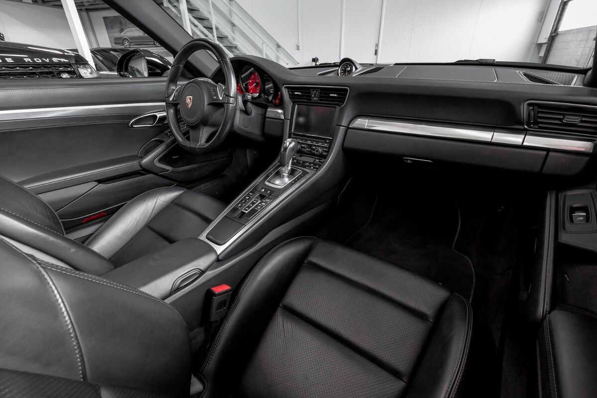 Porsche 911 Carrera 4S Cabriolet PDK