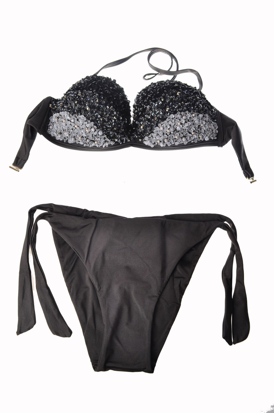 Twin Set  -  Bikini - Weiblich - Grey - 3242816A183852