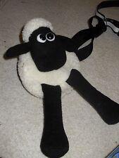 Wallace and Gromit - Shaun the Sheep waist Pack- Super Cute
