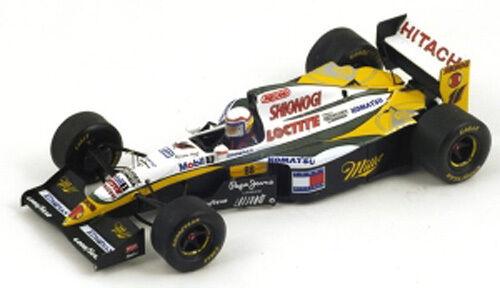 Spark Model 1 43 S1671 Lotus 109 British GP 1994 - A.Zanardi NEW